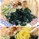 らーめん鷹島 - 料理写真:ゑびそば