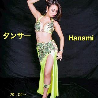 毎週金曜日20:00〜ベリーダンスショー開催します。