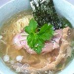 麺屋 和 - しお麺(750円)