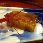 寿司 魚瀬 - ☆煮こごりもキレイですね♪☆