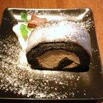 リズム - 紅茶の竹炭ロール