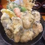 96232100 - 牡蛎天丼
