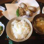 ほっとマンマ - 2018.09.13 お肉ランチ