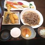 小名浜 - メガ盛りセット2,700円