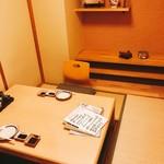 中洲鷹勝 - 落ち着いた設の個室