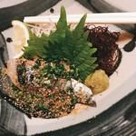 中洲鷹勝 - 待望のゴマ鯖