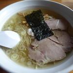 麺屋 銀次郎 - 料理写真:塩