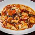 陳家菜房 - 料理写真:マーボ豆腐