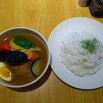 9624911 - チキン野菜辛さ30(1150円)
