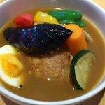 9624913 - チキン野菜のアップ。