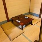 うなぎ花菱 - お座敷