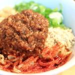汁なし担々麺 ラーテル - 料理写真:汁なし担々麺
