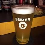 メゾン ドゥ ビエール - SUPER 8 BLANCHE