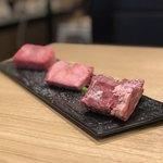 焼肉とんび - 極み厚切り生タン塩、名物TONBI焼、特製ハラミステーキ