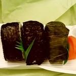 たけや - たけや@郡山 たらこ、鮭、高菜(110円、110円、120円)
