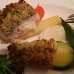 アチェーロ - お魚料理(鰆の香草焼)