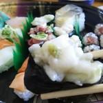 九州すし市場 - おバァちゃん日なたぼっこ