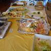 スカイレストラン スリジェ - 料理写真:サラダ