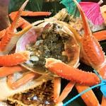 香箱蟹や白子など冬の美味しいも続々登場!