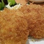 菱田屋 - ずわい蟹のクリームコロッケ