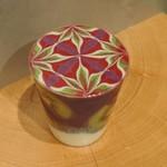 ジェイティードカフェ - 700円サイズ紫・キウイ・C
