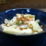 家庭料理 小川 - ホワイトソースマカロニ