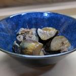 家庭料理 小川 - なすそぼろ煮