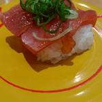 スシロー - 料理写真:漬けマグロ