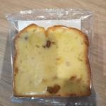エクセルシオール カフェ - パウンドケーキ りんご・くるみ