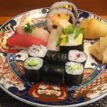 玄海鮨 - 「海」ランチ  800円  メイン