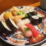 玄海鮨 - 「海」ランチ  リバースアングル