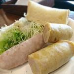 バルマルシェコダマ ステーキ&ロブスター - ランチの前菜ブッフェ