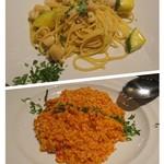 Figaro - パスタとトマトリゾット