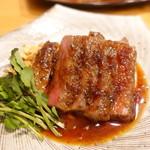 大衆肉居酒屋 ブルーキッチン - サーロインステーキ