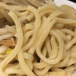 カラシビつけ麺 鬼金棒 - 中盛