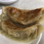 元祖中華つけ麺大王 - サービス餃子2個
