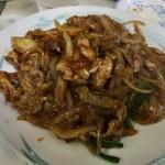 元祖中華つけ麺大王 - スタミナ焼き