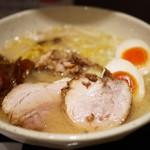 つじ田 味噌の章 - 料理写真:特製味噌らーめん