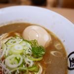 東京煮干し らーめん玉 - 味玉