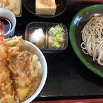 96275506 - 蕎麦定食