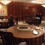 中国料理 「唐宮」  - 店の奥の方の部屋に通された