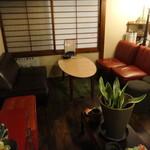 HiBiKi - 二階ソファ席