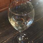 96280952 - 試飲ワイン@¥432/杯。                       シトラスセント甲州、蒼龍葡萄酒(株)さん