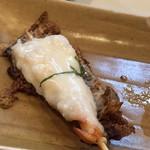 海千山千 - 海老チーズ