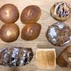 自家製酵母パン パン工房 稔 - 料理写真:今回買ったパン