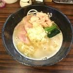 麺屋時茂 - 醤油鳥白湯