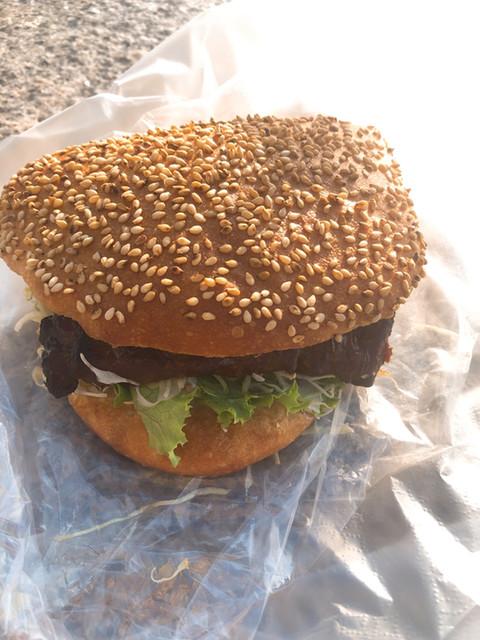 パンのなる木 - 照り焼きチキンサンド(280円+税)