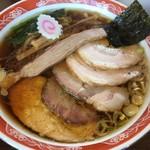 96283408 - チャーシュー麺