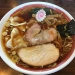 96283420 - ワンタン麺