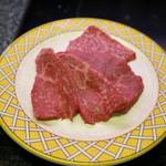 96284791 - 松阪牛赤身肉です☆